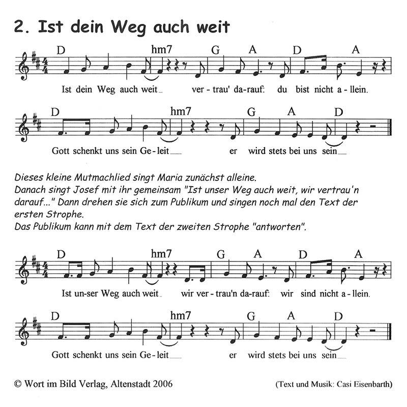 Lied Weg